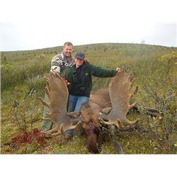 Canada: Yukon Big Game Outfitters – Yukon Territory