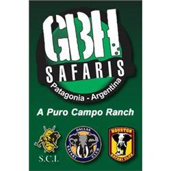 Argentina: GBH Safaris – La Pampa