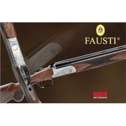 Fausti O/U 12 gauge
