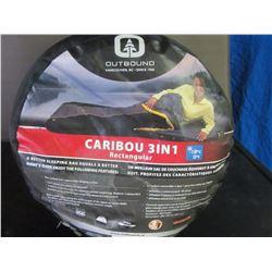 Caribou Outbound sleeping bag