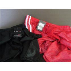New 2 pair mens x large shorts