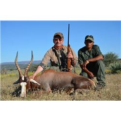10 Day Safari Hunt in South Africa for 2