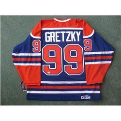 Signed Hockey Jersey, Wayne Gretzky