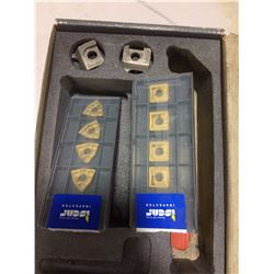 Iscar carbide inserts model:  SNMG432-GN  IC 9025