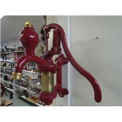 Wall mount cistern pump - J.A Smart