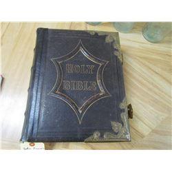 Bible Mid 1800s - Scotland John Brown