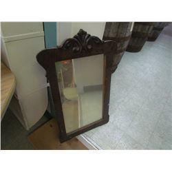 Wooden frame & Mirror