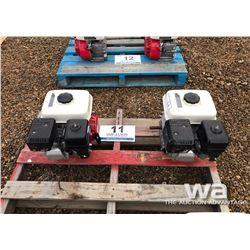 (2) HONDA 5.5 HP MOTORS