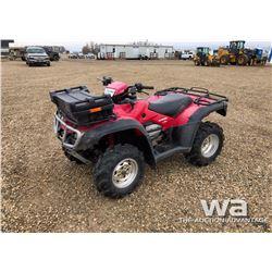 2008 HONDA RUBICON 500 ES ATV