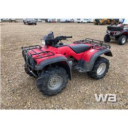 1998 HONDA FOREMAN 400 ATV