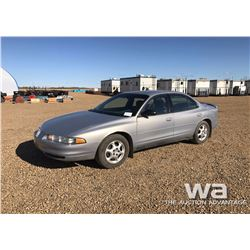1998 OLDSMOBILE INTRIGUE CAR