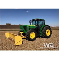 2010 JD 7330 MFD TRACTOR