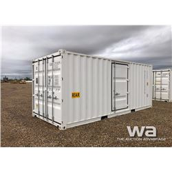 2013 8X20FT. SHIPPING CONTAINER