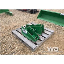JD Q/C MOUNTING BRACKETS