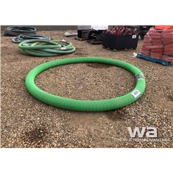 "(1) 6"" PRESSURE RATED HOSE"