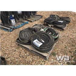 2'' CAMLOCK HOSE AND LAY FLAT HOSE