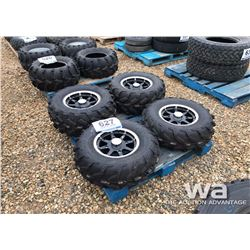 POLARIS RANGER ATV TIRES & RIMS