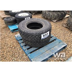 (2) ALL-TERRAIN LT285/75R16 TIRES