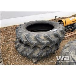 (2) FIRESTONE 18.4-38 TRACTOR TIRES