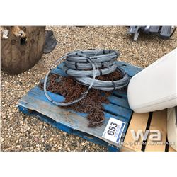 22.5 TRUCK TIRE CHAINS