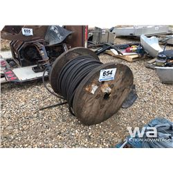 ROLL OF WINCH CABLE