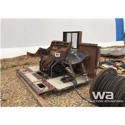 BRADEN TRUCK WINCH & HEADACHE RACK