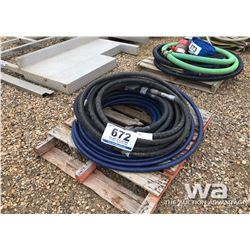 "PARKER 6,000 PSI 1"" HIGH PRESSURE HOSE"