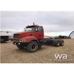 1998 FORD CAB & CHASSIS TRUCK