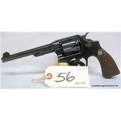 S&W HAND EJECTOR 38 M&P MODEL 3 OF 1905 CHANGE 4