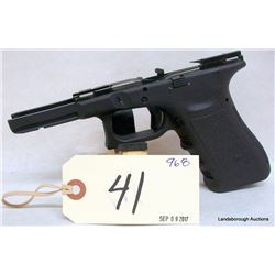 GLOCK RECEIVER ONLY