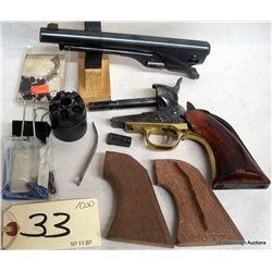 CENTENNIAL ARMS 1960 NEW MODEL ARMY HANDGUN