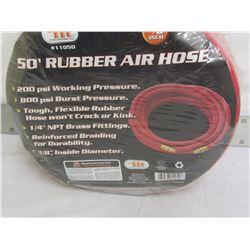 New Rubber Air Hose