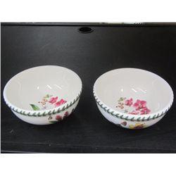 New Fruit Salad bowls, Portmeirion