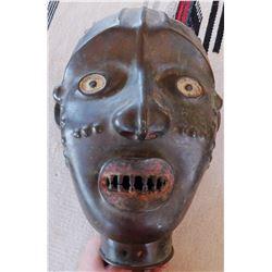 Ekoi African Sculpture