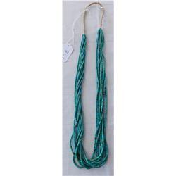 10 Strand Heishi Necklace