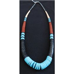 Heishi Santo Domingo Necklace