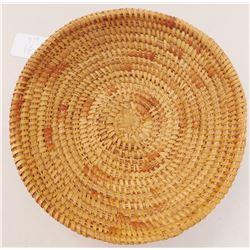 San Diego Mission Basket + 5 Artifacts