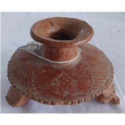 Pre-Columbian Tri-Leg Pot