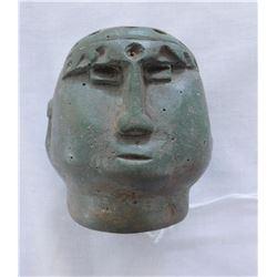 Jadeite Head