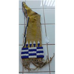 Cheyenne Beaded Pipe Bag
