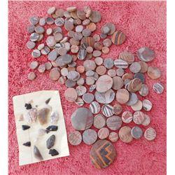 Pueblo Game Pieces Collection