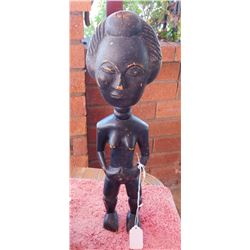 African Wood Carving