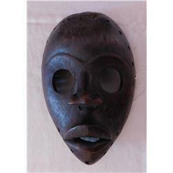African Dan Wood Mask