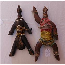 African Namji Fertility Dolls