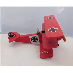 WWI German Fokker Toy Plane