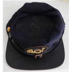 Civil War-Indian Wars Officer's Kepi