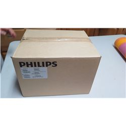 Unused Philips Heartstart Defibrillator, Includes Battery (which has never been installed)