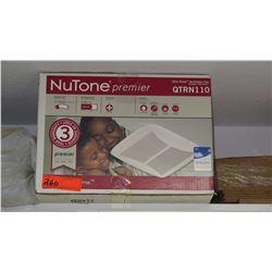NuTone Premier Ultra Silent Ventilation Fan (model QTRN110)