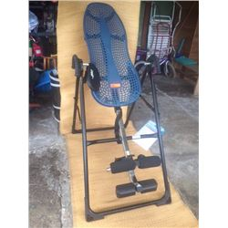 "Teeter ""Hang-Ups"" Inversion Table, H: 57.5"" W: 28"" D: 52"""