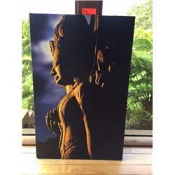 "Photograph ""Waianuhea Goddess"" by Dominic Arizona Bonuccelli 39.25"" X 25.25"""